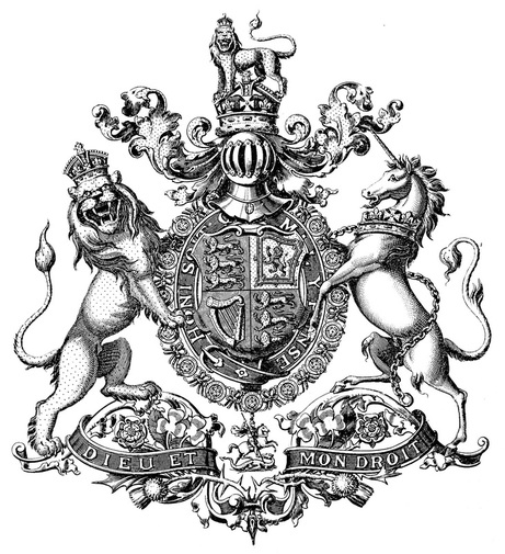 Royal Arms Of Colonial Powers Heraldic Science Heraldique