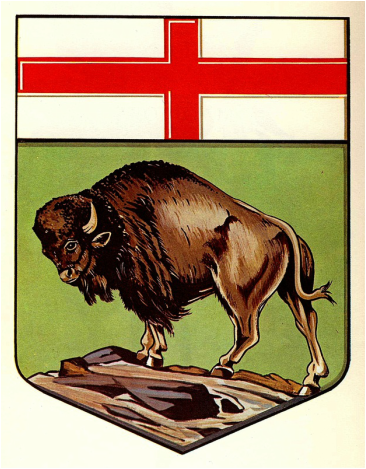 Arms and Devices of Provinces and Territories - Heraldic