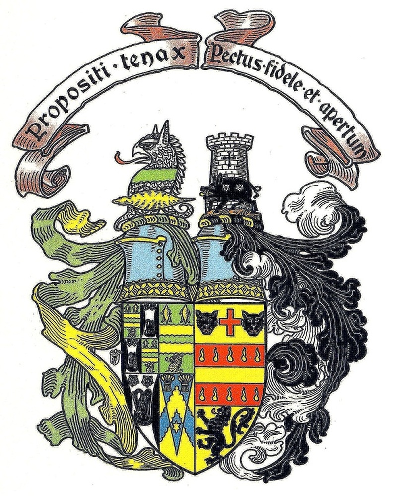 appendix i learning to blazon heraldic science héraldique
