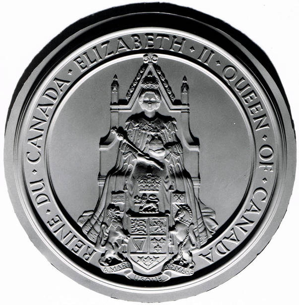 Why Three National Symbols Of Sovereignty For Canada Heraldic