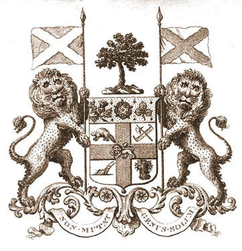 The Much Maligned Arms of the Canada Company - Heraldic
